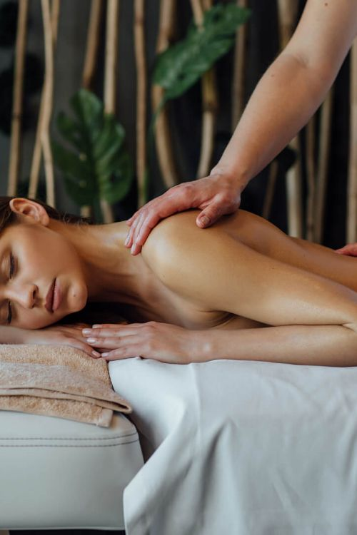 Give your body a complete immersion in the atmosphere of relaxation!